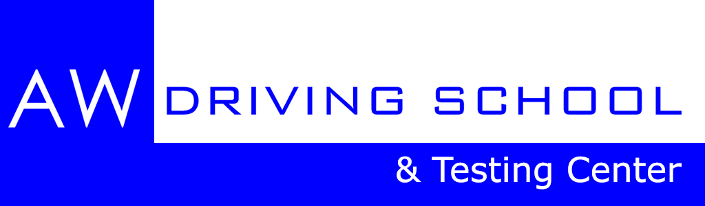 AW Driving School and Testing Center Logo